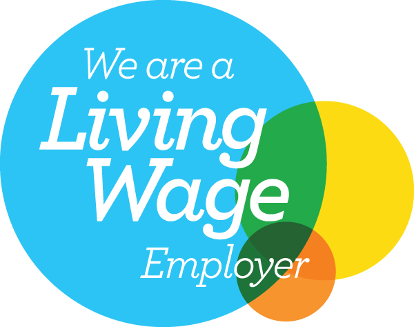 Just for Kids Law is a Living Wage Employer